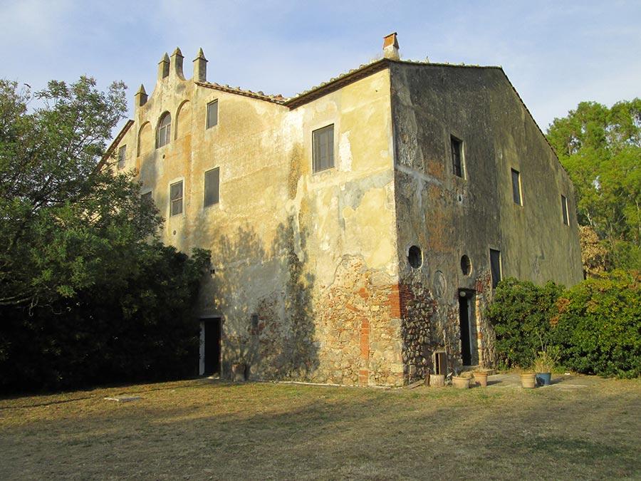 Casale Spagnolo - Esterno