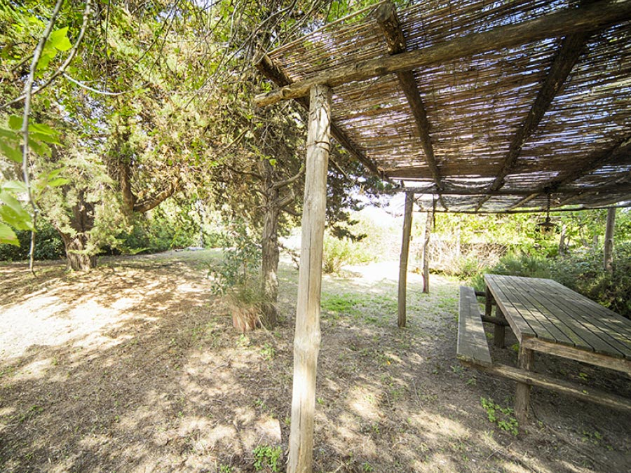 giardino casale spagnolo